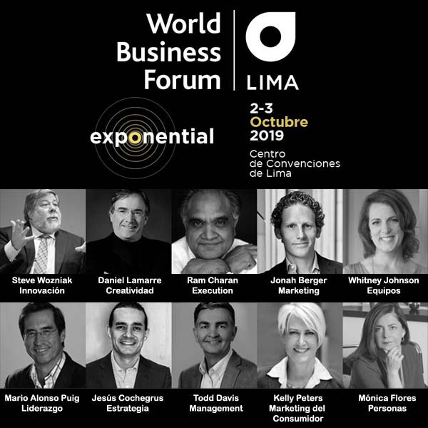 Wobi World Business Forum Lima Perú 2019